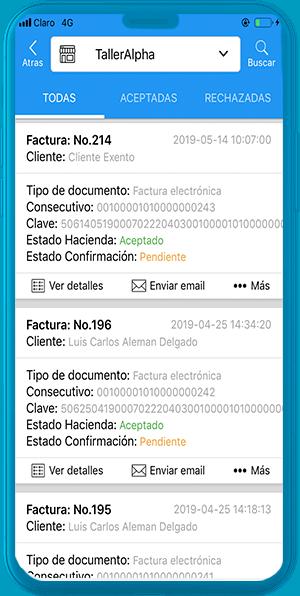 <h1>¿Cómo enviar una Factura Electrónica desde el celular?</h1>